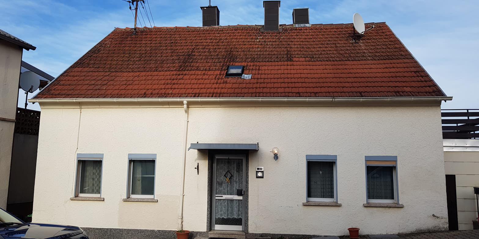 Ottweiler Lautenbach Kleine Doppelhaushälfte Sanierungsbedürftig